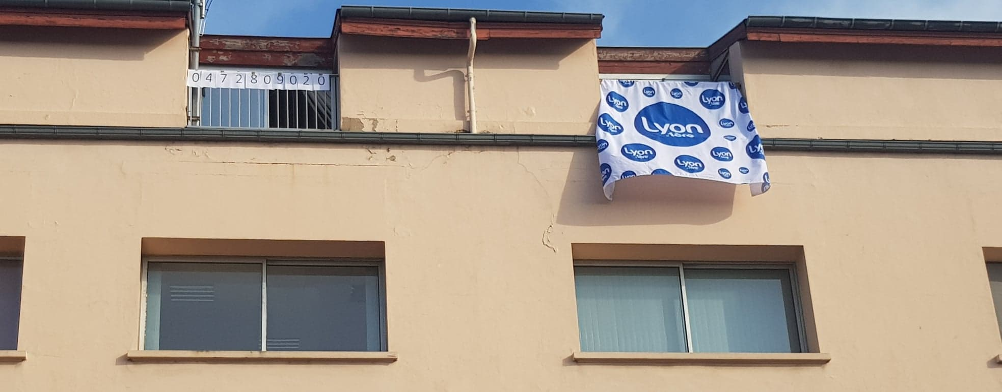 Covid-19 : Manylam Mao travaille et dort dans les studios de Lyon 1ère