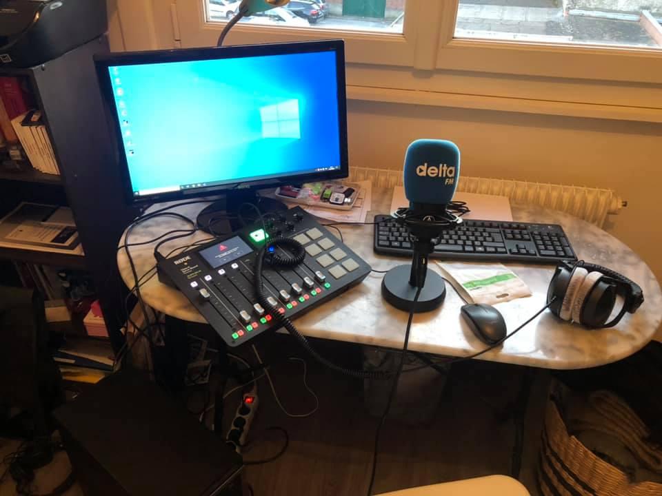 Covid-19 : Delta FM : une équipe mobilisée au service de la population