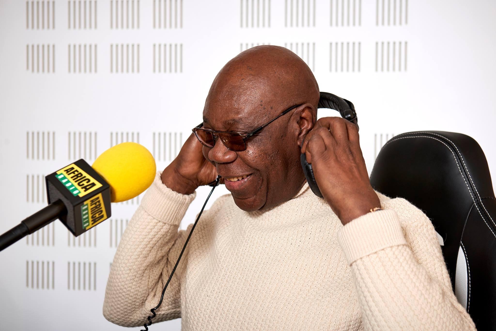 Covid-19 : Africa Radio pleure Manu Dibango
