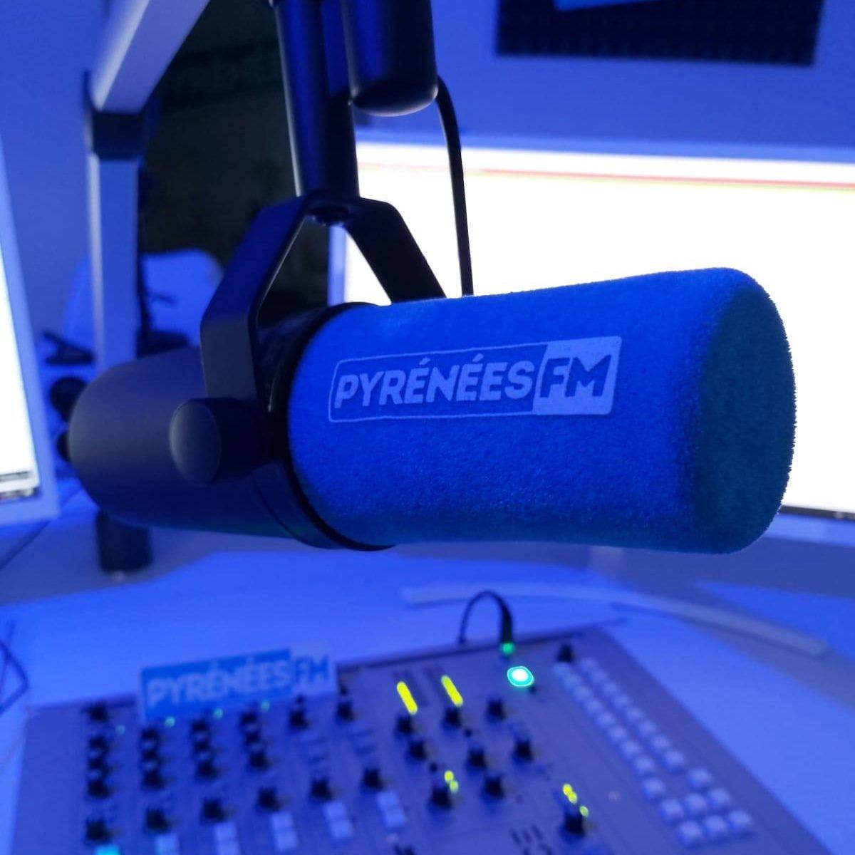 Covid-19 : Pyrénées FM continue d'informer et de distraire