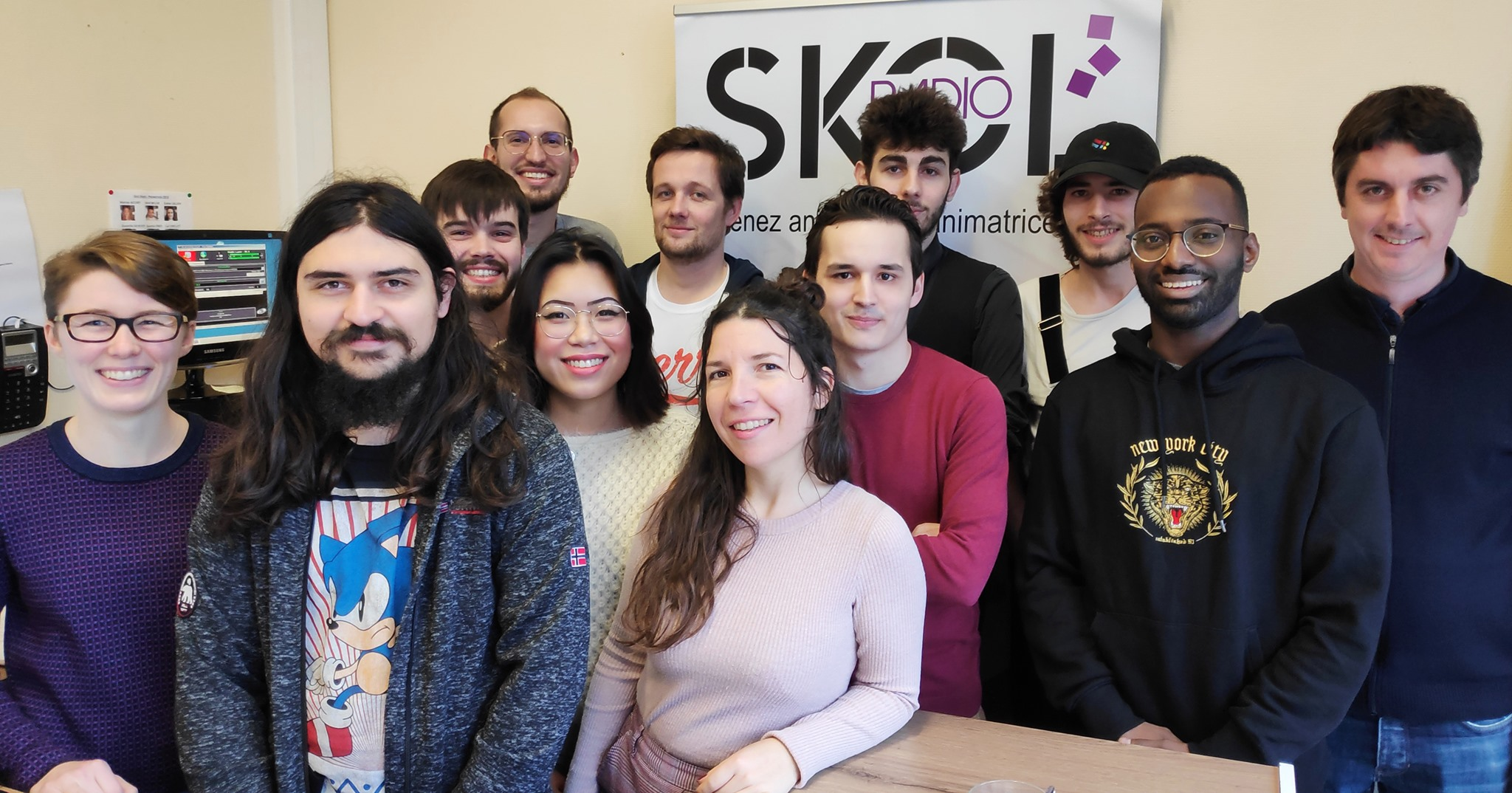 Covid-19 : la Skol Radio est également en télétravail