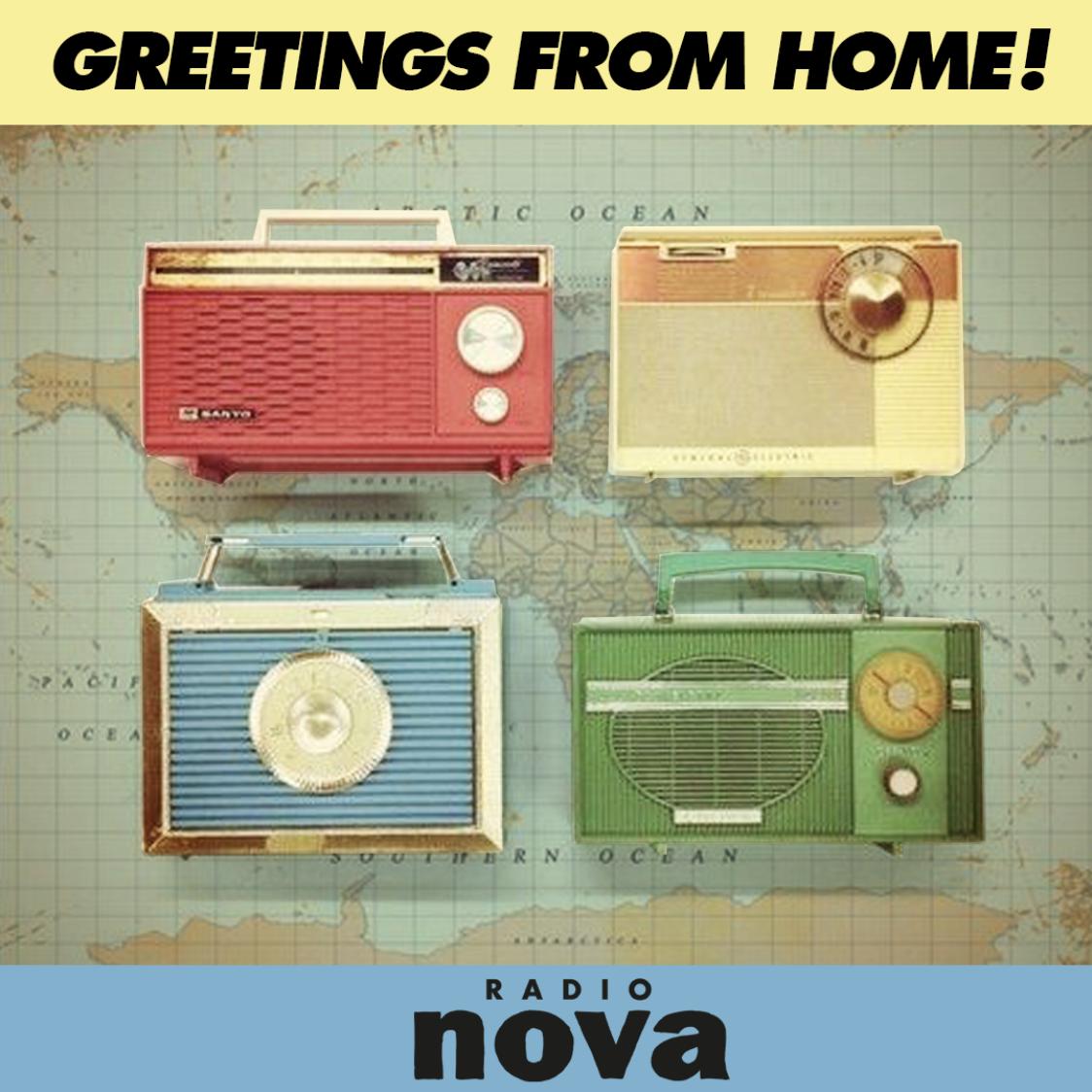 """Covid-19 : """"L'Internationale des Radios Confinées"""" arrive sur Nova"""
