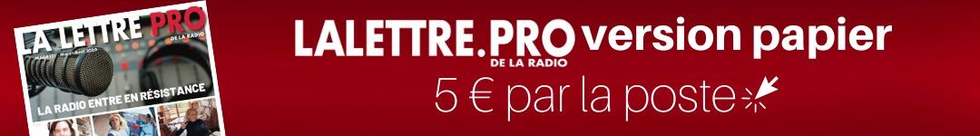 Diagramme exclusif LLP/RCS GSelector 4 - TOP 5 radios Généralistes en Lundi-Vendredi - 126 000 Radio janvier-mars 2020