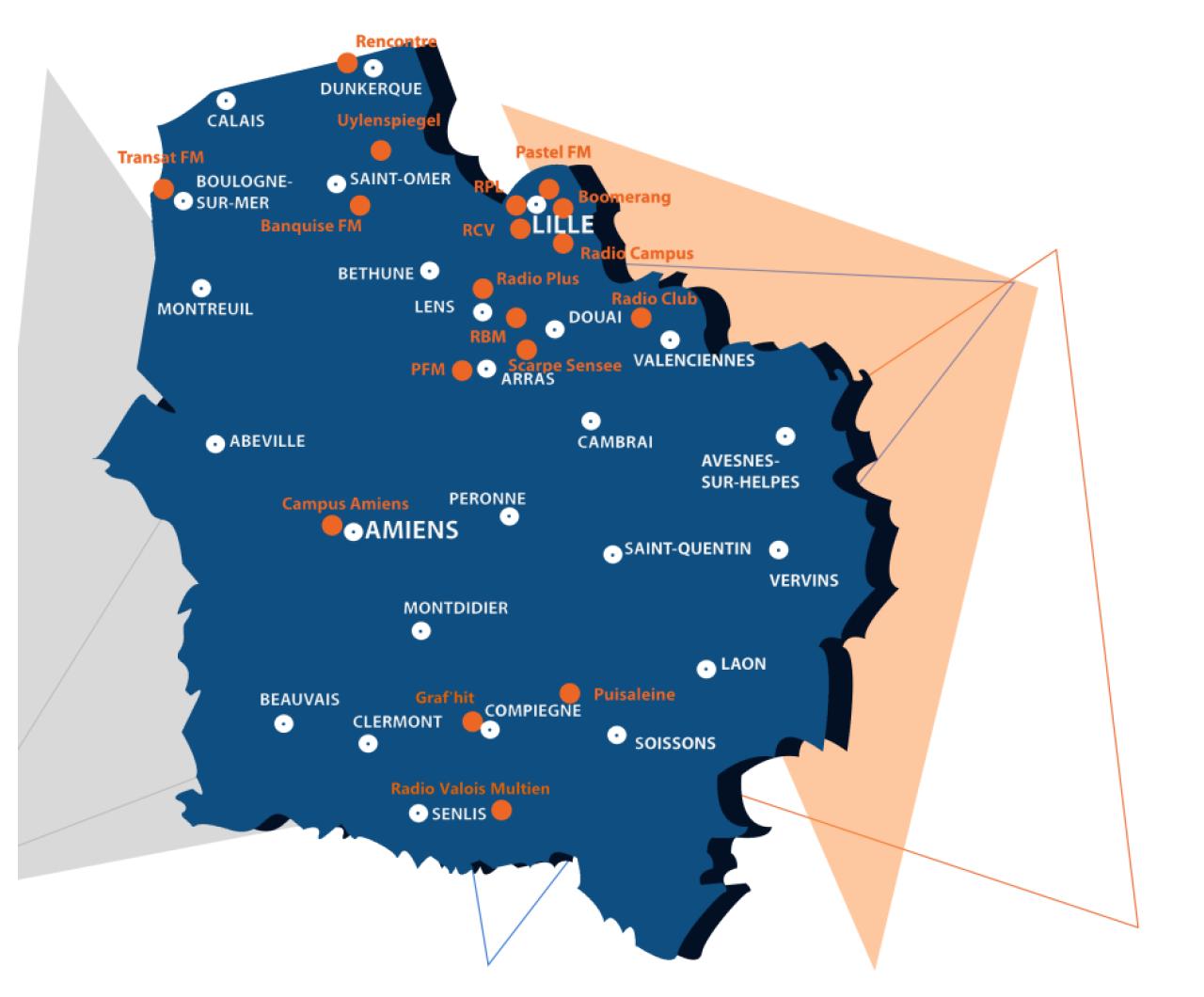 """Covid-19 : """"actualité et réactivité"""" des radios associatives de la FRANF"""