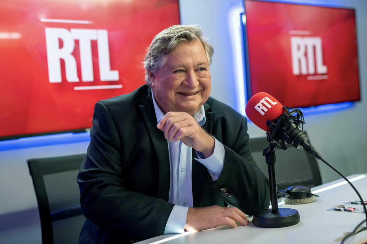Du lundi au jeudi à 20h, Jacques Pradel présente L'heure du crime, sur RTL. © Nicolas Gouhier/RTL