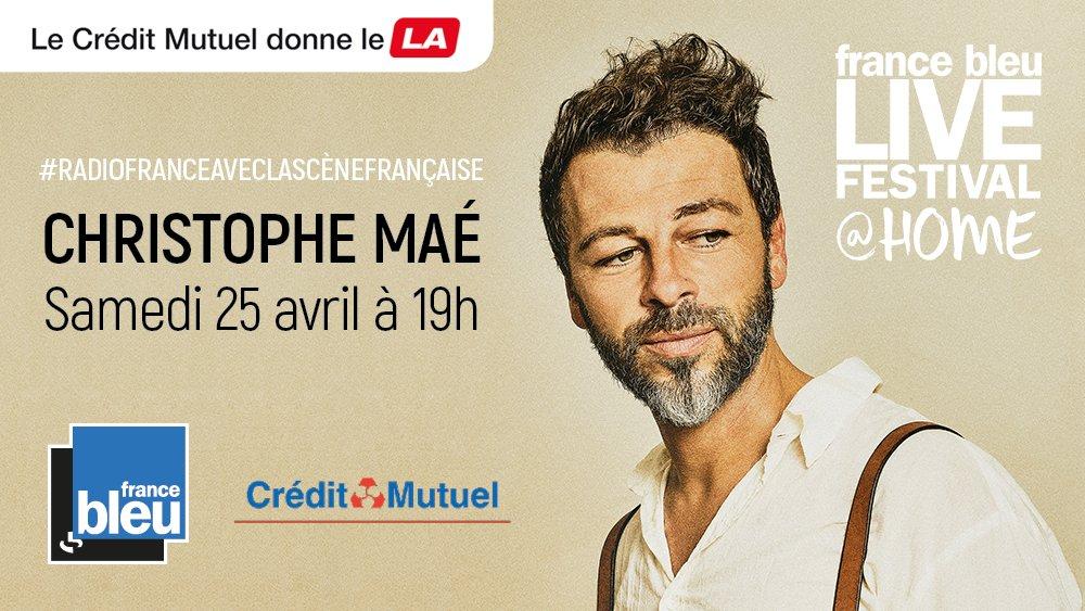 France Bleu en concert tous les samedis dès le 25 avril