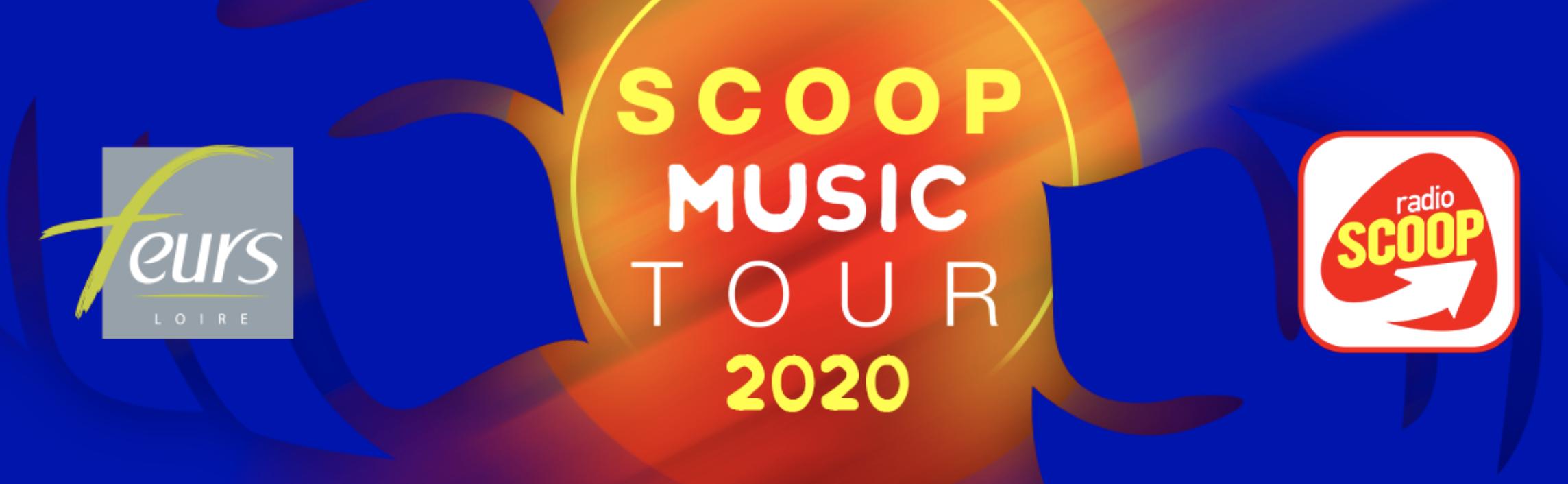 Covid-19 : Radio Scoop annule son Scoop Music Tour