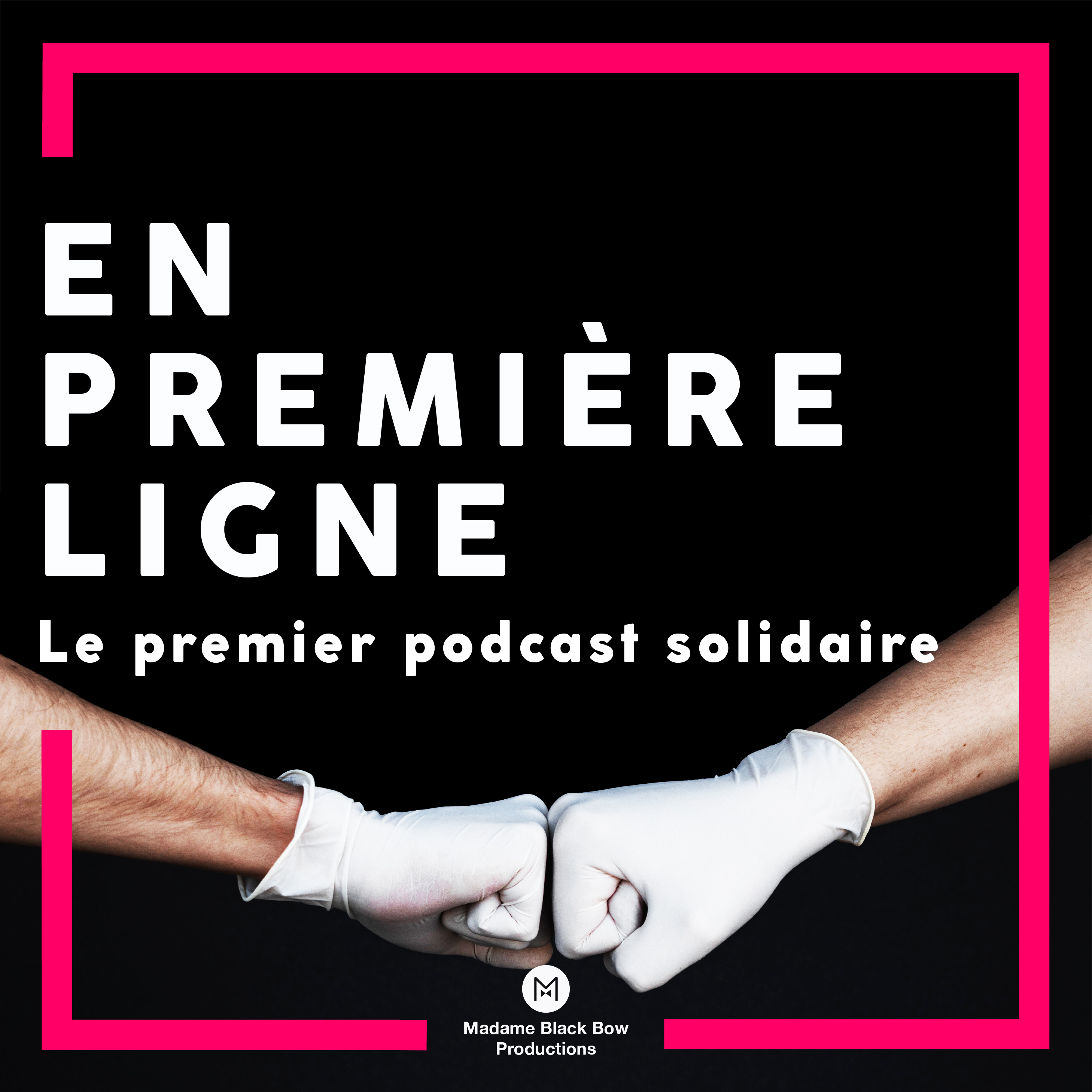 "Acast et Madame Black Bow Productions lancent ""le premier podcast solidaire"""