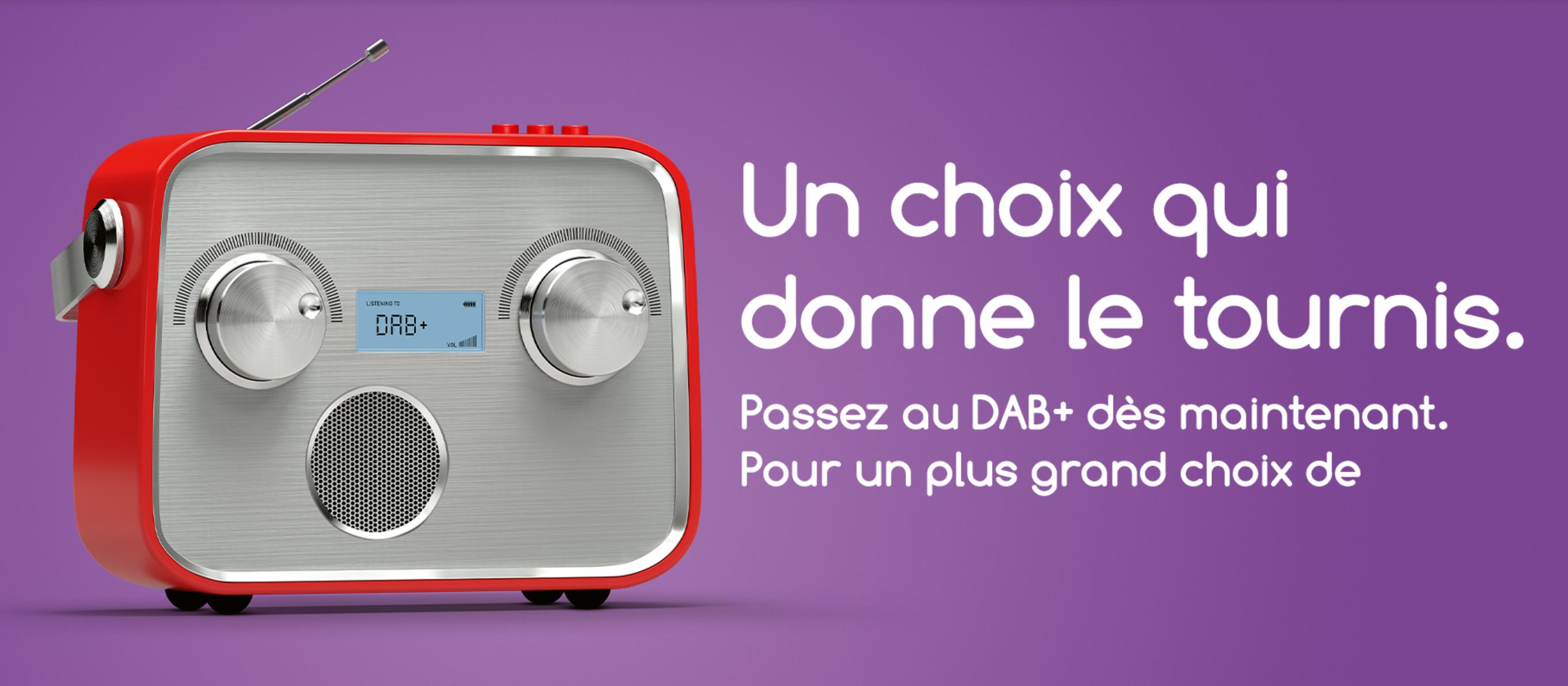 Suisse : nouvelle campagne d'information sur le DAB+ pour préparer l'abandon des OUC