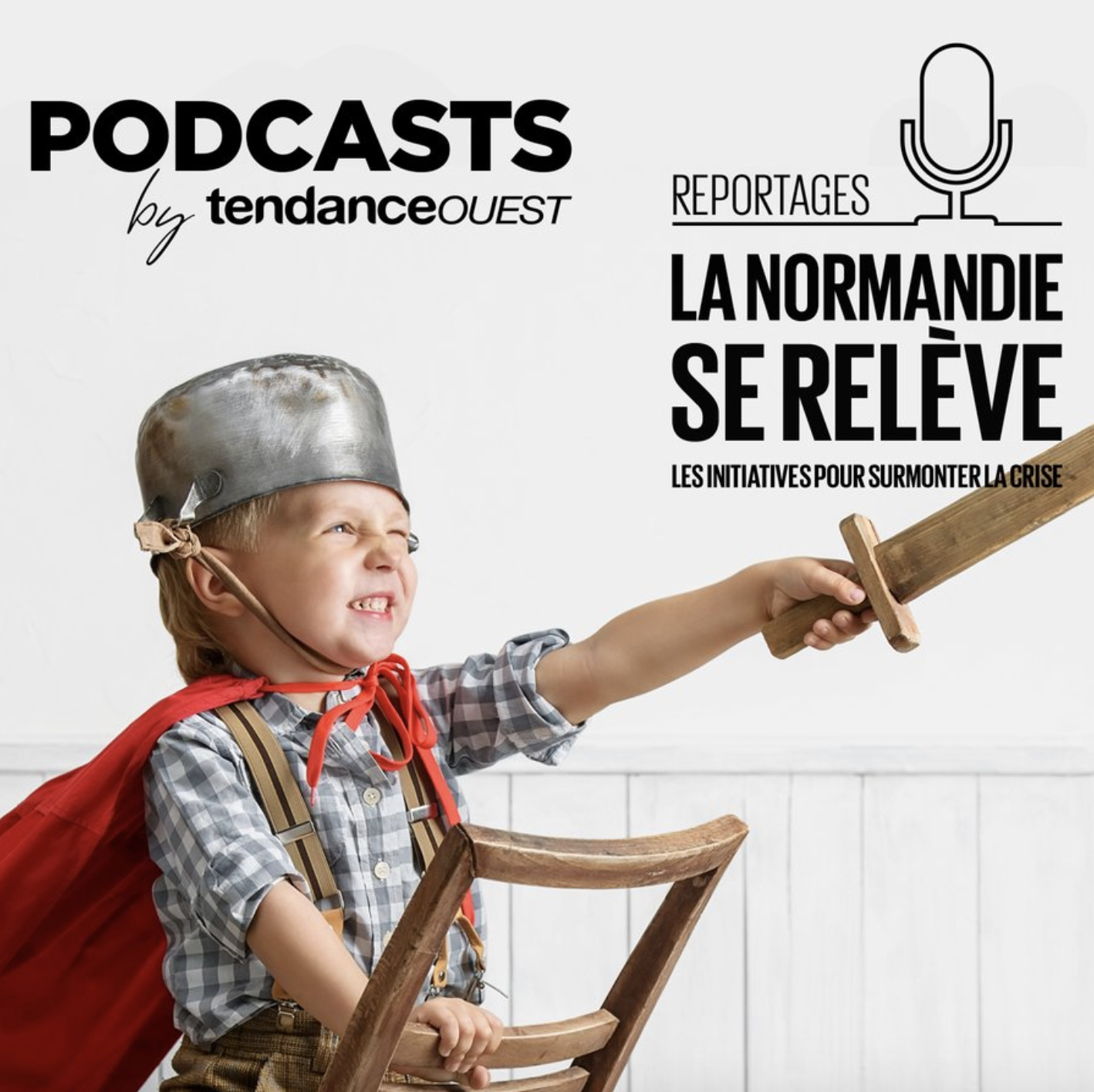 """""""La Normandie se relève"""" : le nouveau rendez-vous de Tendance Ouest"""