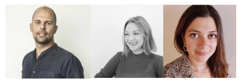 Germain Loyer, Melissa Striebig et Pauline Hayoun ont rejoint le studio Bababam