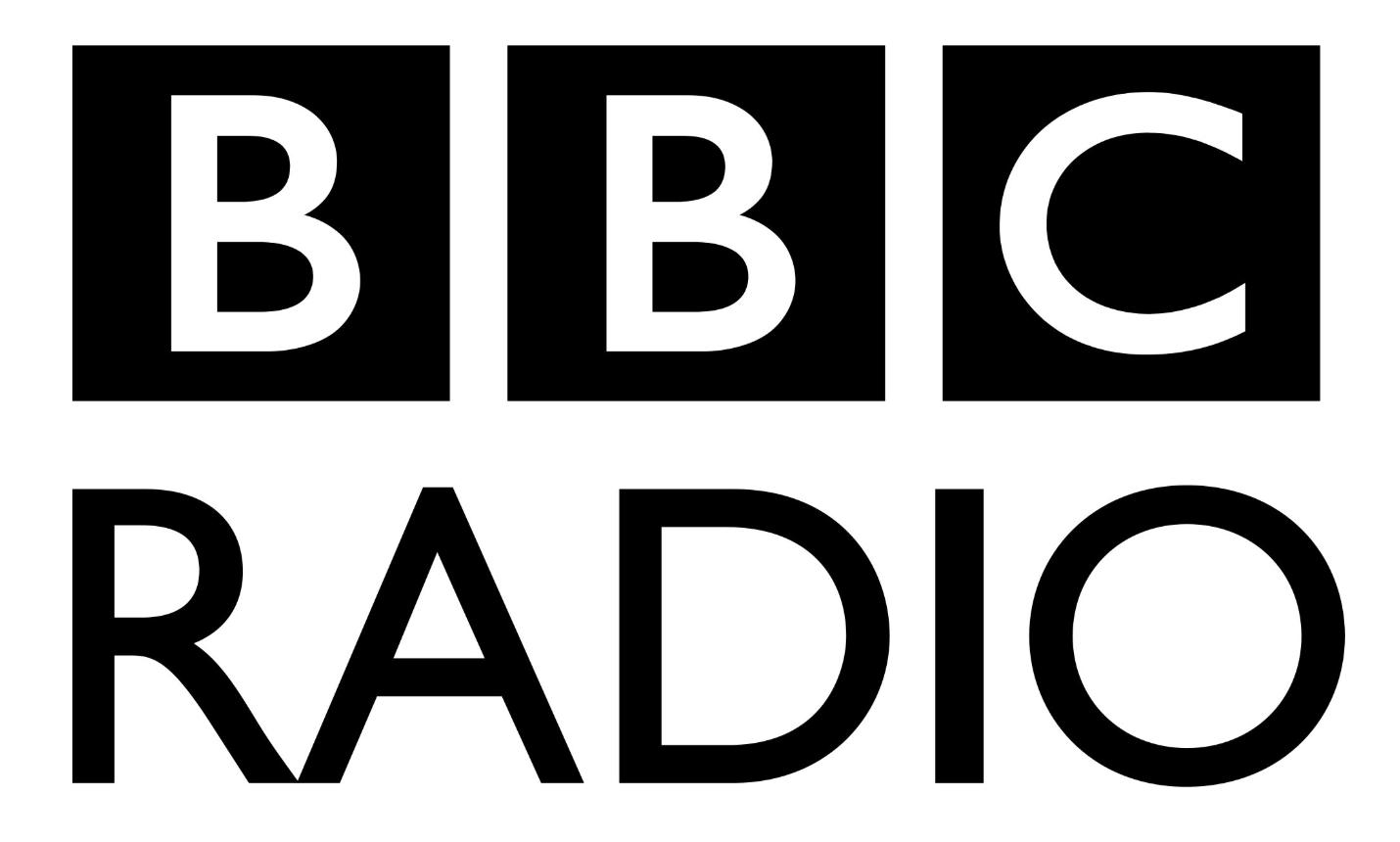 Les audiences des radios de la BBC