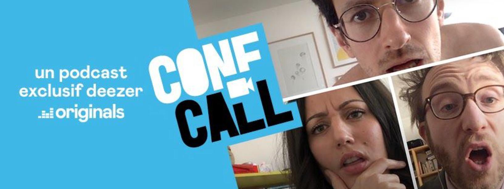 """Deezer et Paradiso jouent avec les codes de la vie en entreprise avec """"Conf Call"""""""