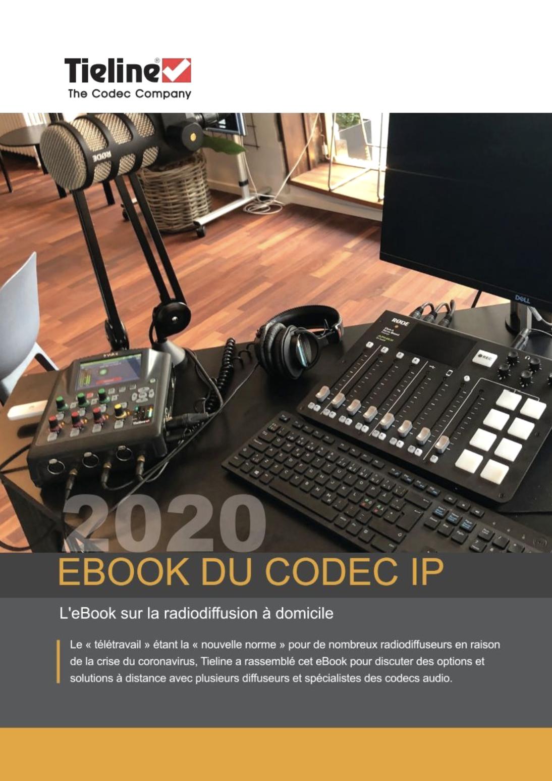 Tieline : un ebook pour tout savoir sur la radio à domicile