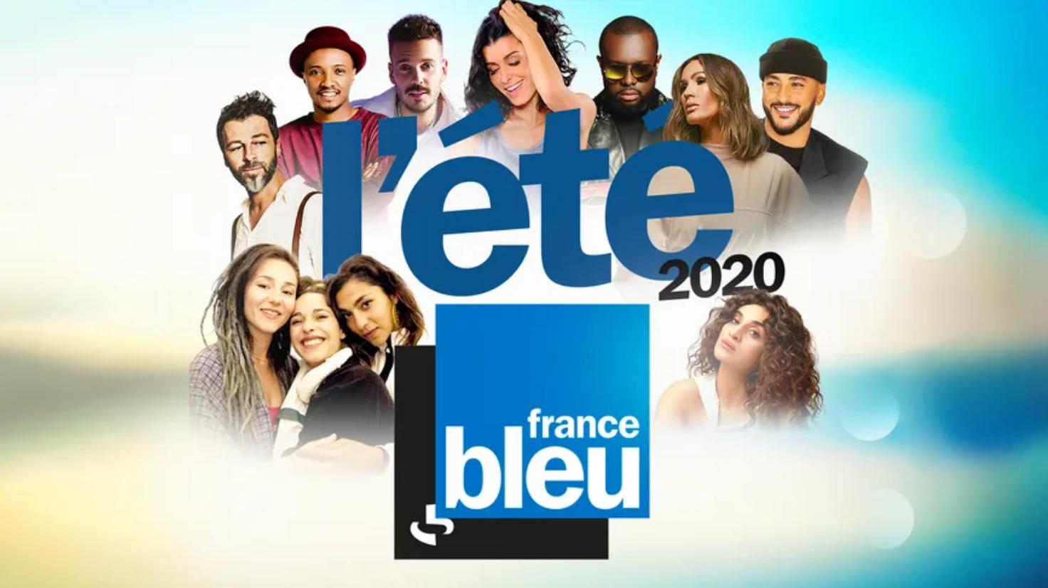 France Bleu dévoile sa compilation de l'été