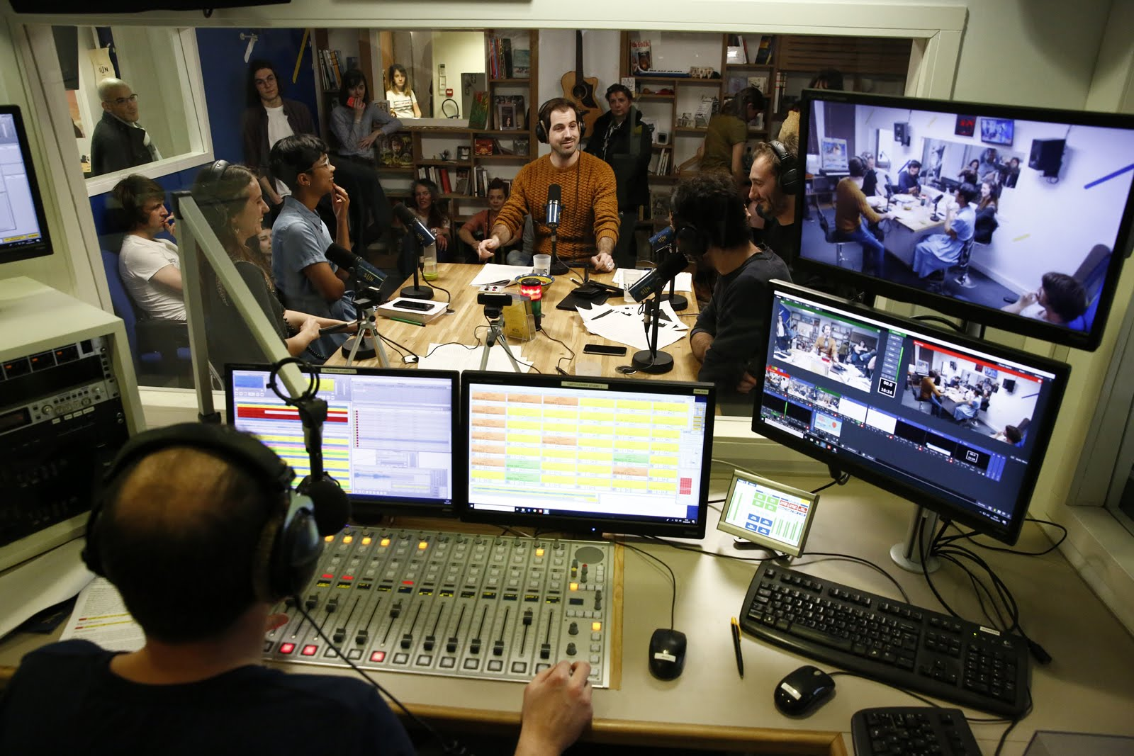 Une configuration de studio de nouveau d'actualité d'ici à quelques mois. © Le Son Unique