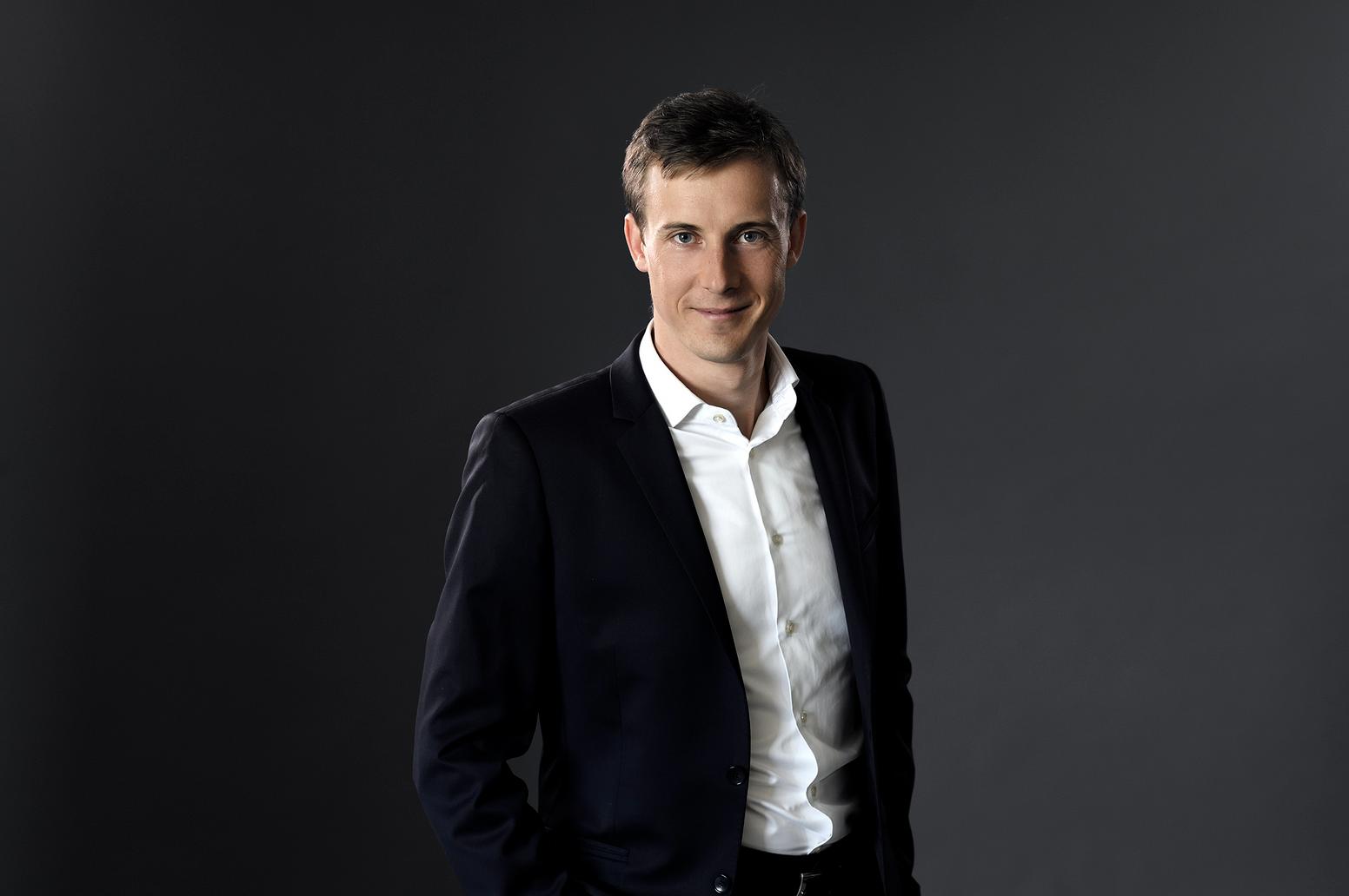 Jean-Baptiste Henriat nommé délégué général du Chœur de Radio France © Christophe Abramowitz