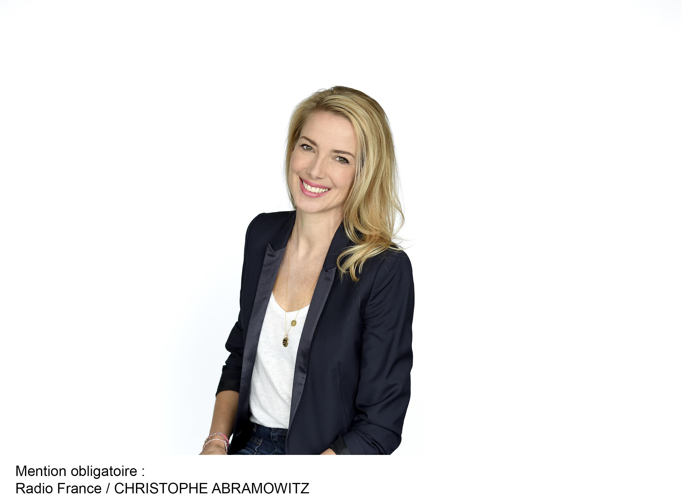 Sidonie Bonnec fait l'école buissonnière tous les jours de 14h à 15h. © Radio France / Christophe Abramowitz