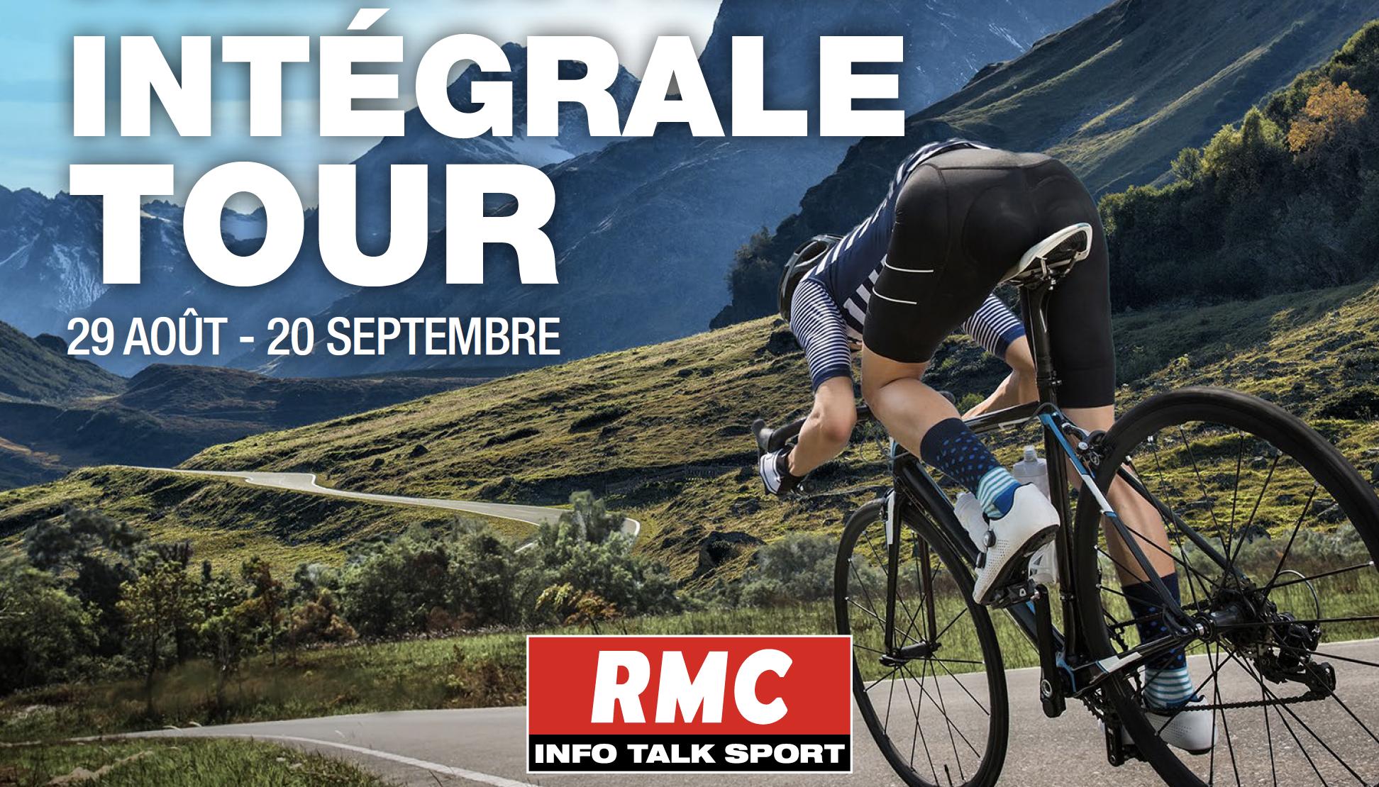 """RMC prépare son """"Intégrale Tour"""""""