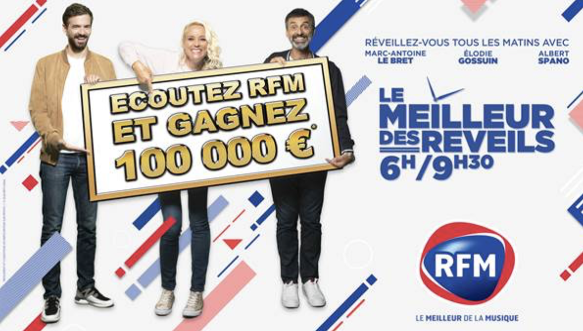 100 000 euros à gagner sur RFM