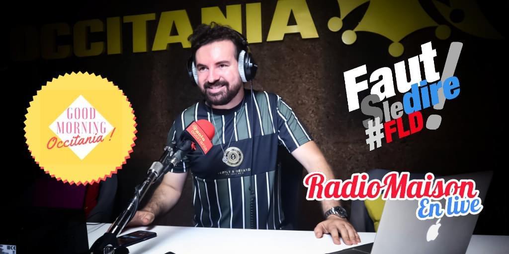 Deux heures quotidiennes en occitan sur Radio Occtania