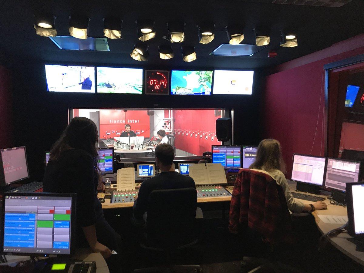 Depuis une vingtaine d'années, NETIA est un partenaire historique qui équipe les sept stations de Radio France. © D.R.