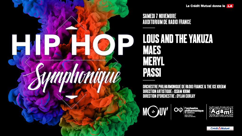 """Mouv' prépare """"Hip Hop Symphonique"""""""