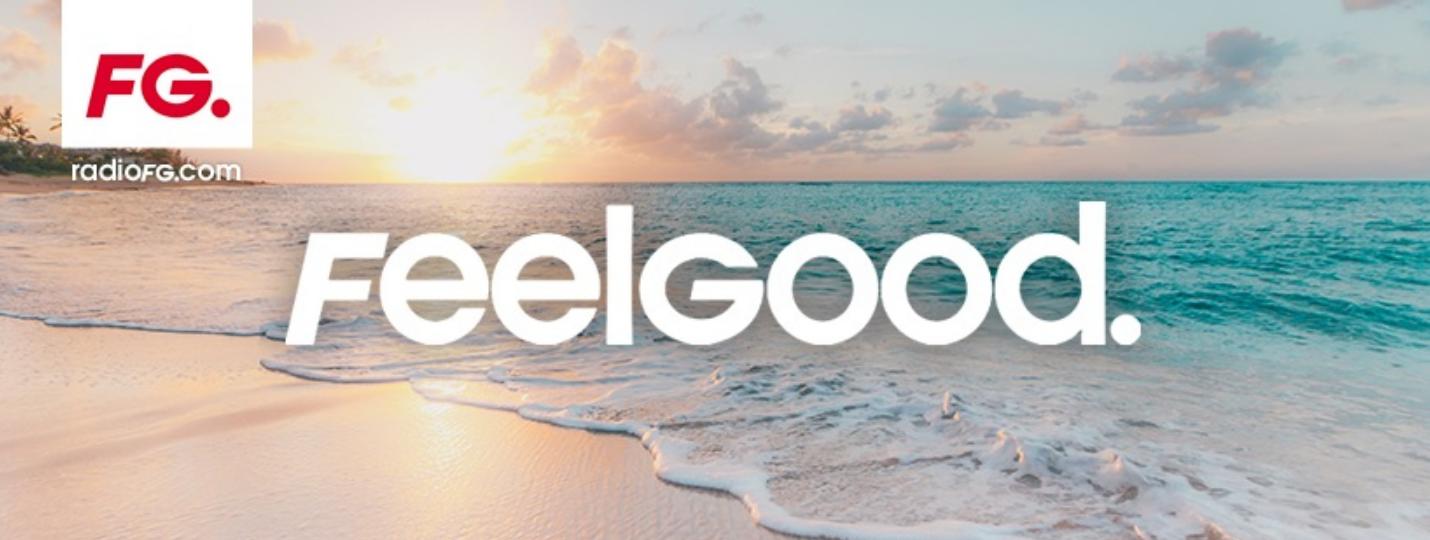 """Le slogan de Radio FG, """"Feel Good"""" exprime et traduit les valeurs positives de la radio et de son antenne"""