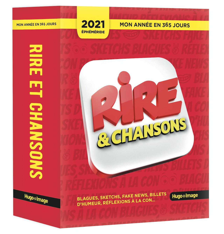 Rire & Chansons : la radio débarque dans les librairies
