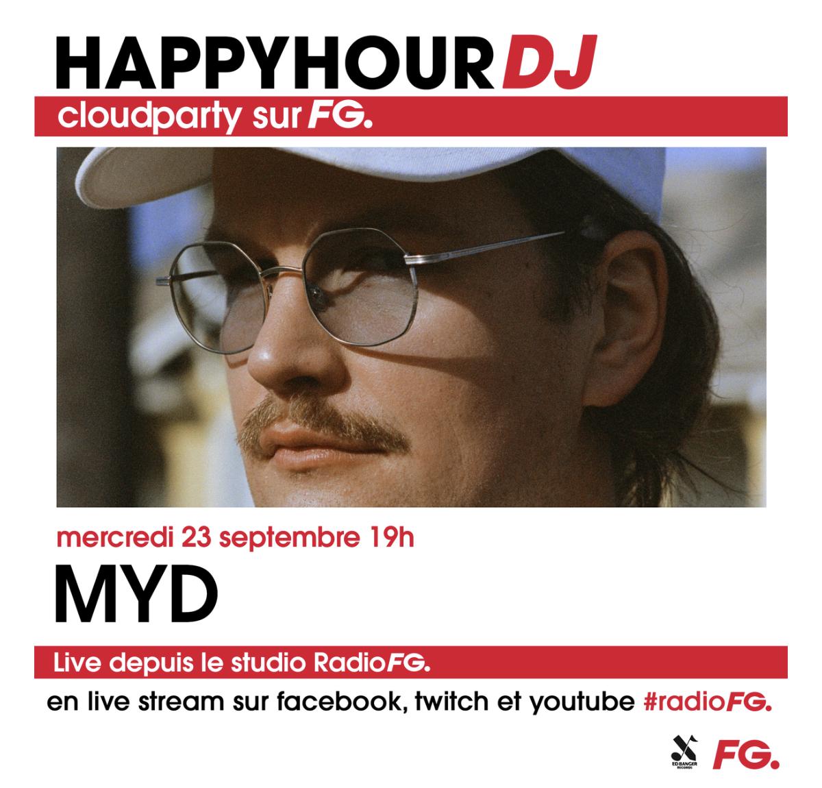 Radio FG : 42 heures de mixes hebdomadaires
