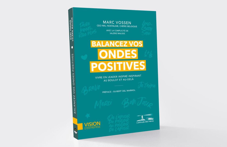 """NGroup : Marc Vossen publie un livre sur """"son leadership inspirant"""""""