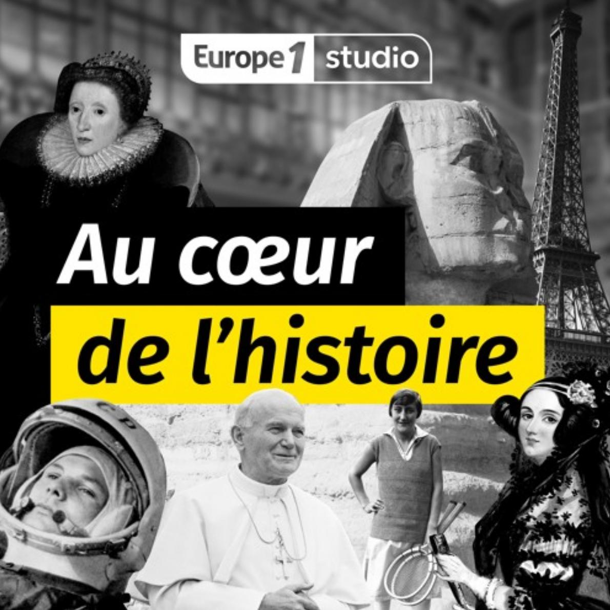 Europe 1 Studio : un podcast avec Jean des Cars