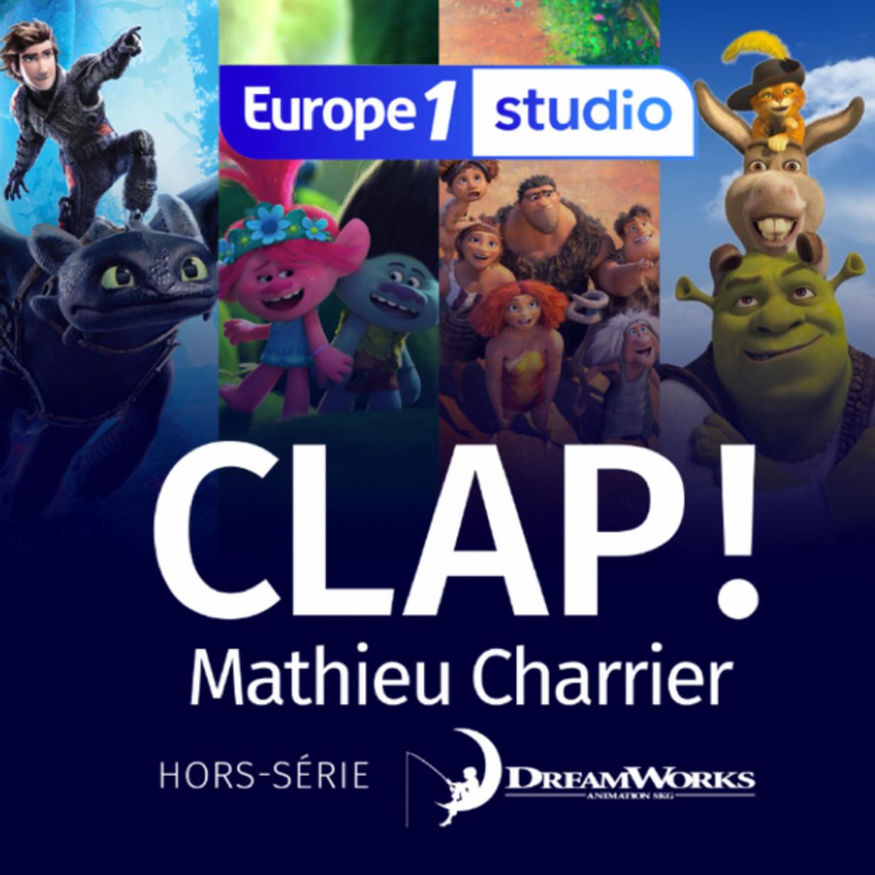 Europe 1 Studio, Lagardère Publicité News et Universal célèbrent les 25 ans de DreamWorks