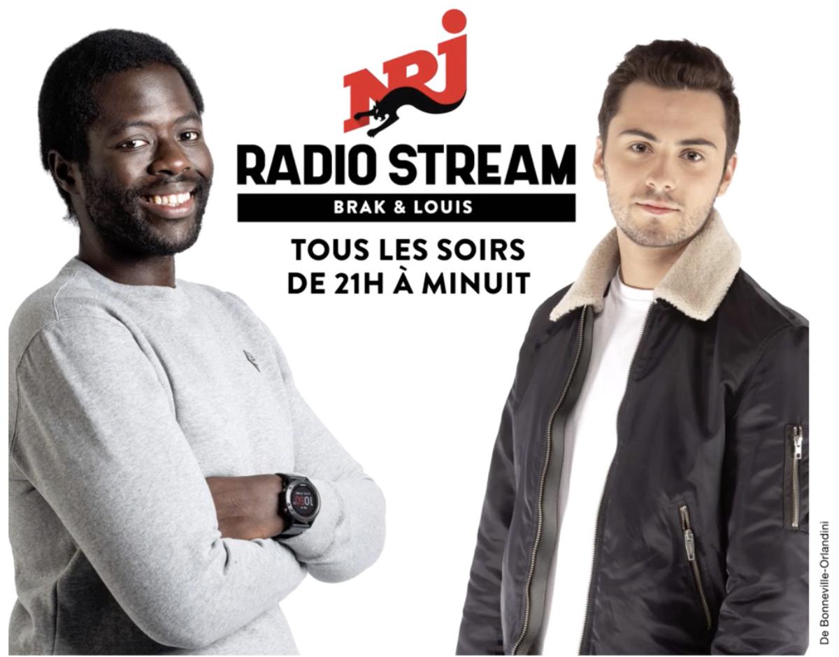 """""""NRJ Radio Stream"""" : une nouvelle émission sur NRJ"""