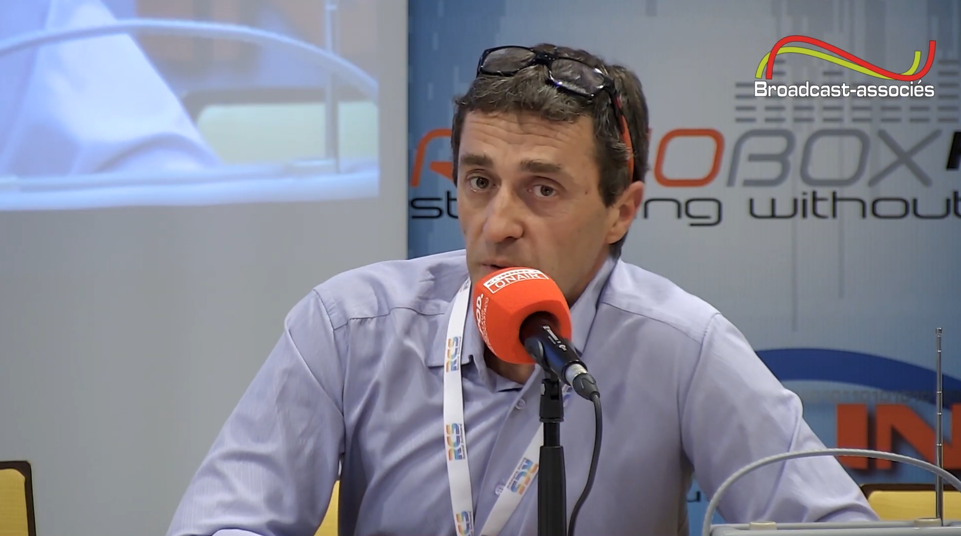 Olivier Bourgier est le Secrétaire général du CTA de Marseille. Il a participé au RadioTour à Nice