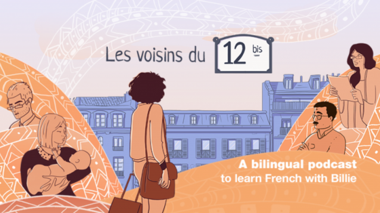 RFI : une fiction bilingue pour apprendre le français