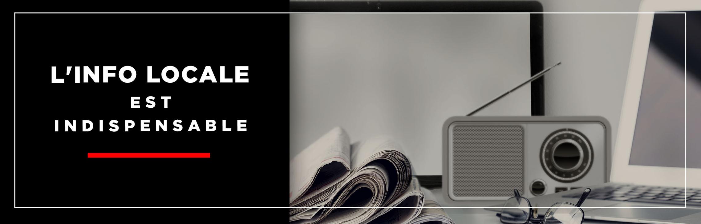 """CBC/Radio-Canada lance """"L'info locale est indispensable"""""""