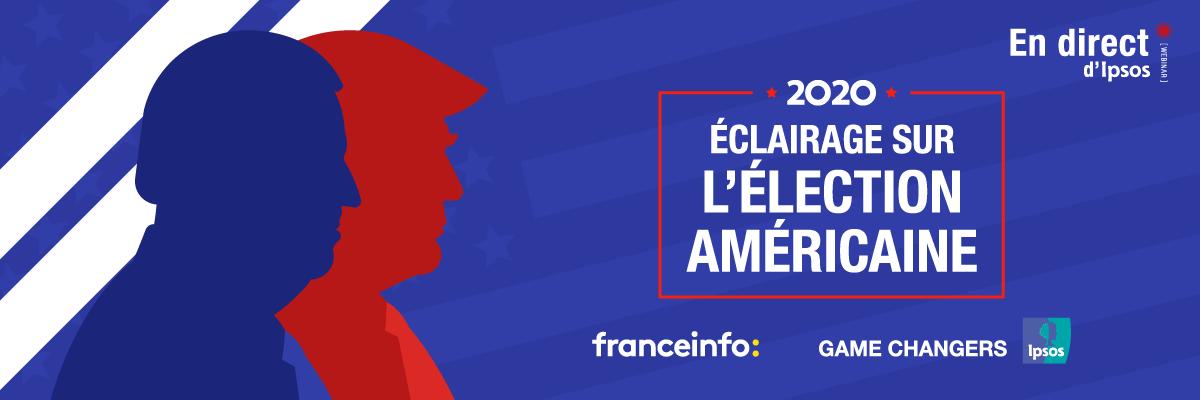 Présidentielle US : franceinfo en direct de Washington