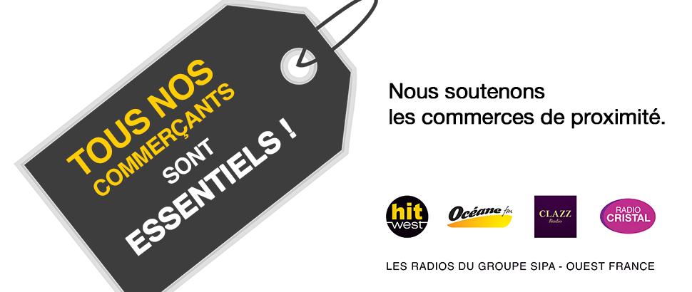 Solidarité et proximité sur les radios de SIPA Ouest France