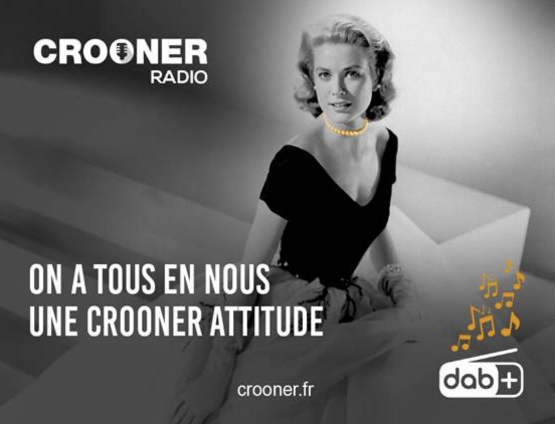 Crooner Radio innove avec un flux d'images synchrones