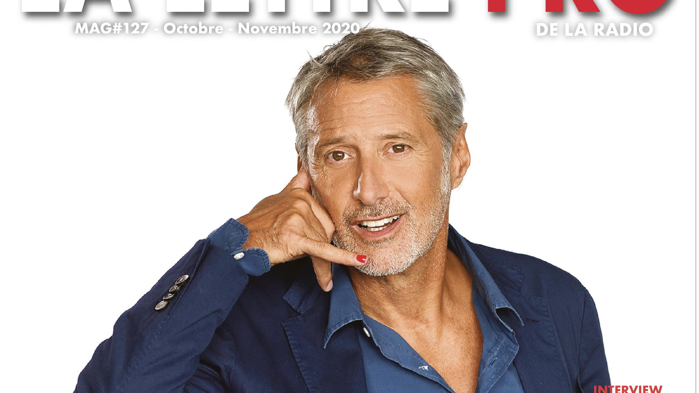 Voici votre magazine en Flipbook n°127 de la Lettre Pro de la Radio