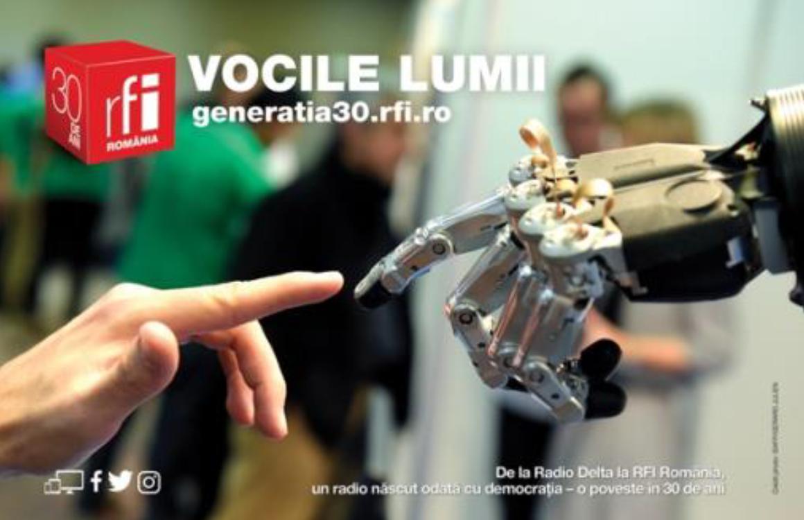 RFI România lance un site événementiel pour son 30e anniversaire