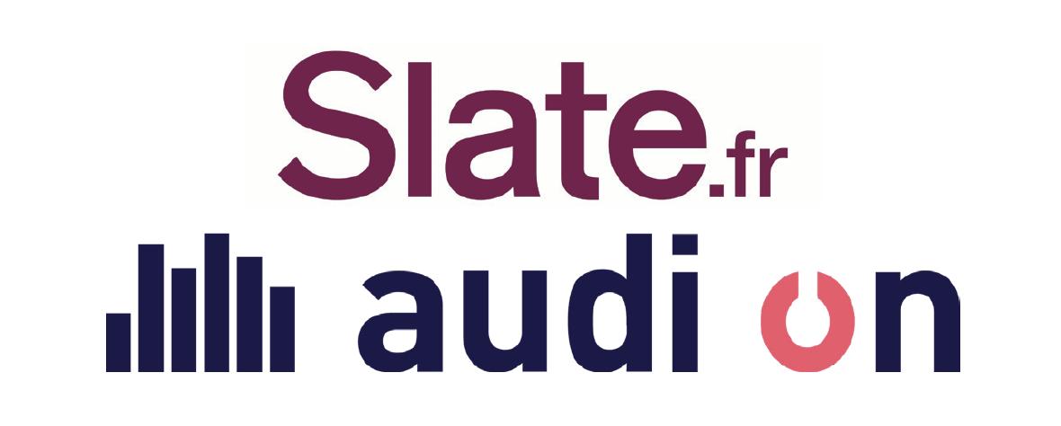 Slate France choisit Audion pour la monétisation exclusive de ses podcasts
