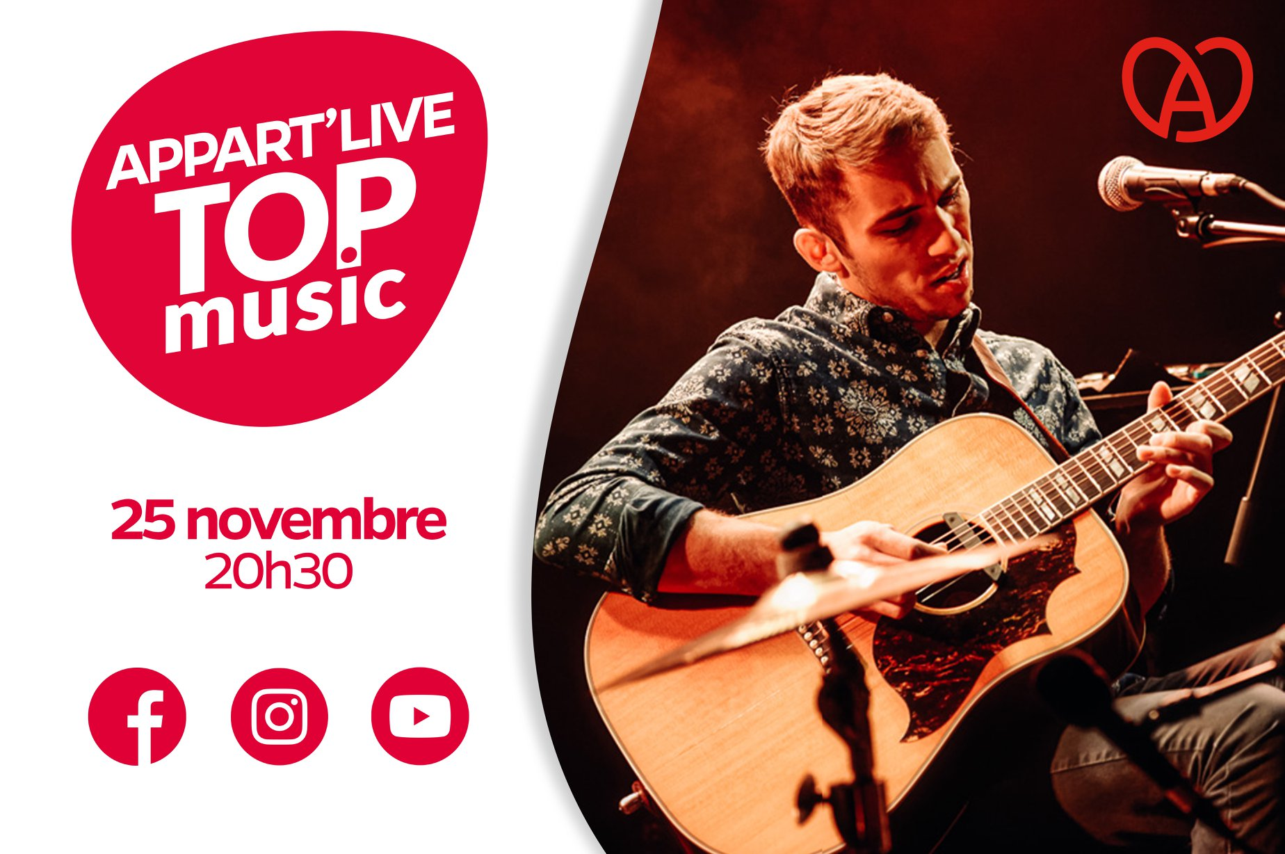 Top Music se mobilise pour défendre la scène régionale