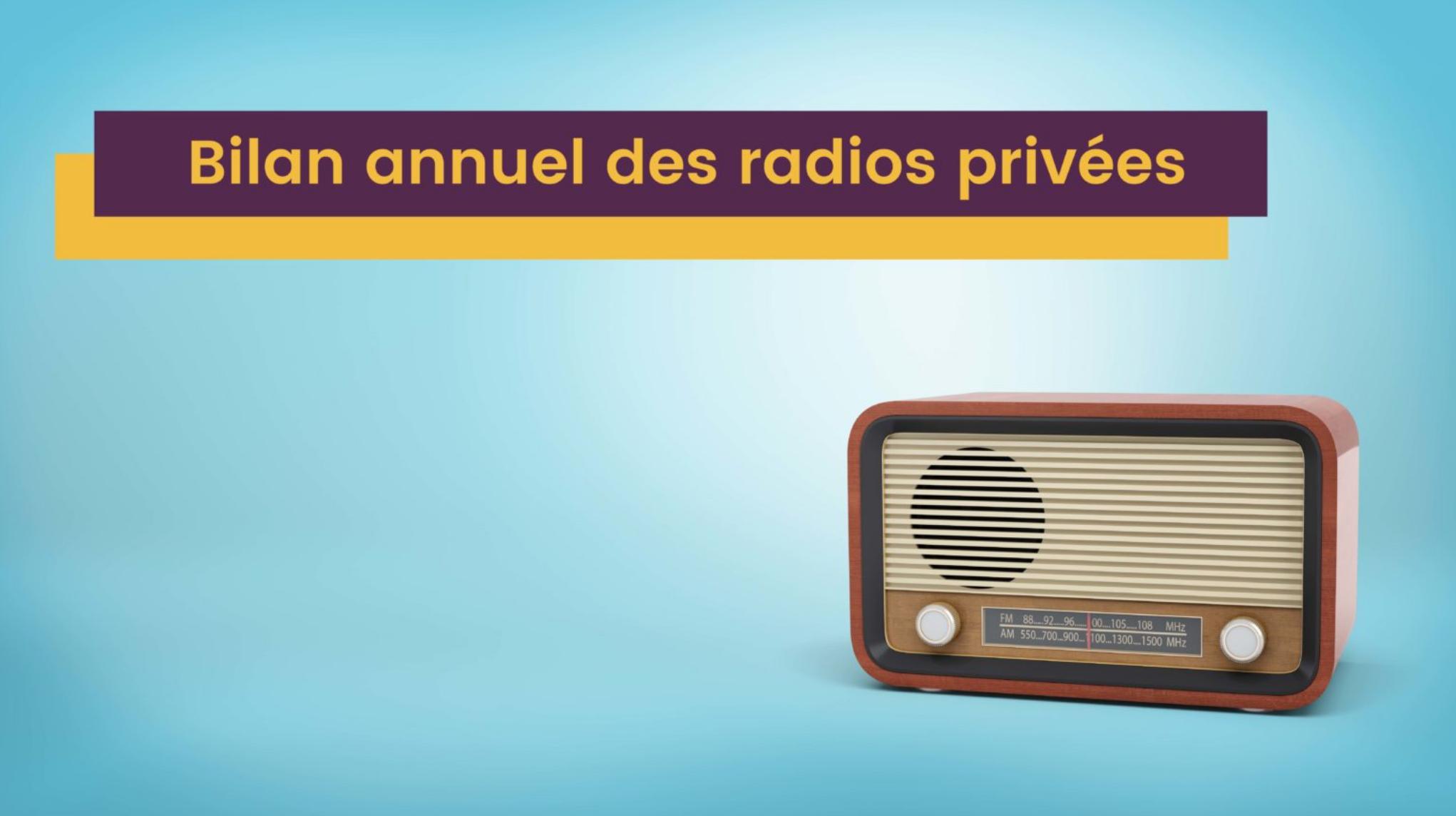 Belgique : le CSA publie son bilan annuel des radios privées
