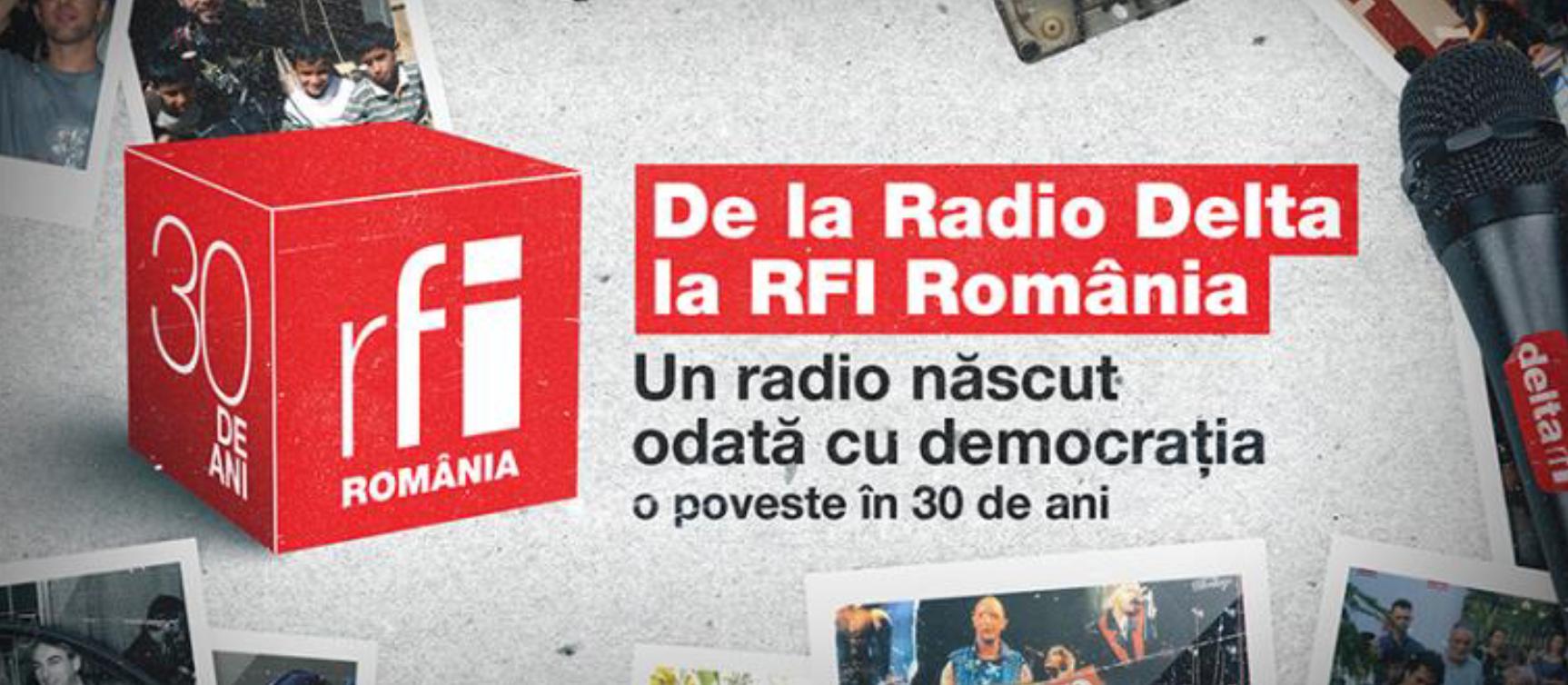 RFI România a 30 ans