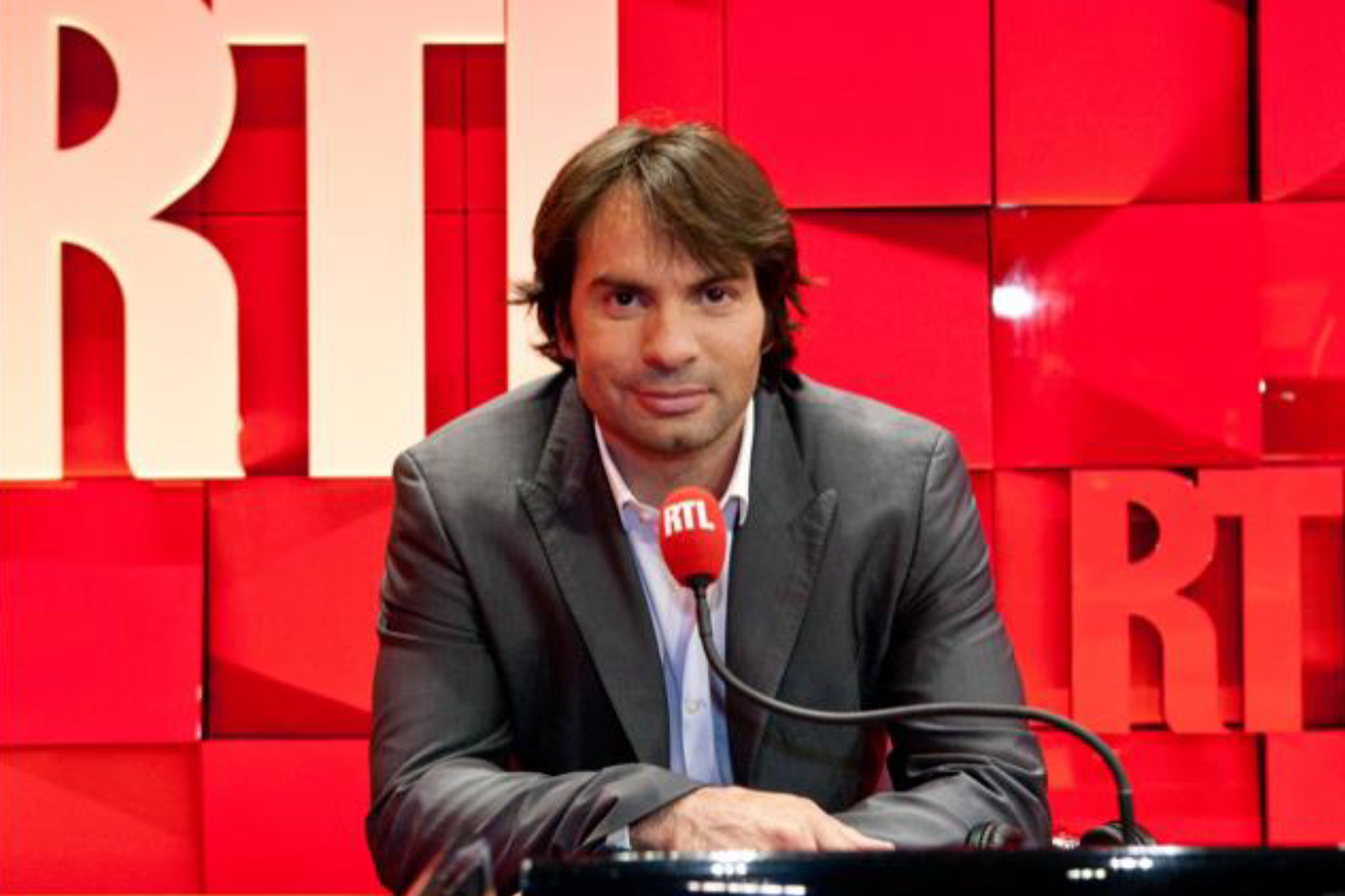RTL salue la mémoire de Christophe Dominici
