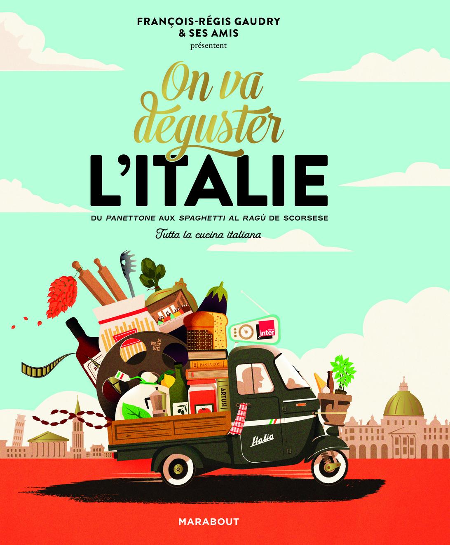 """France Inter : l'émission """"On va déguster"""" dans un livre"""