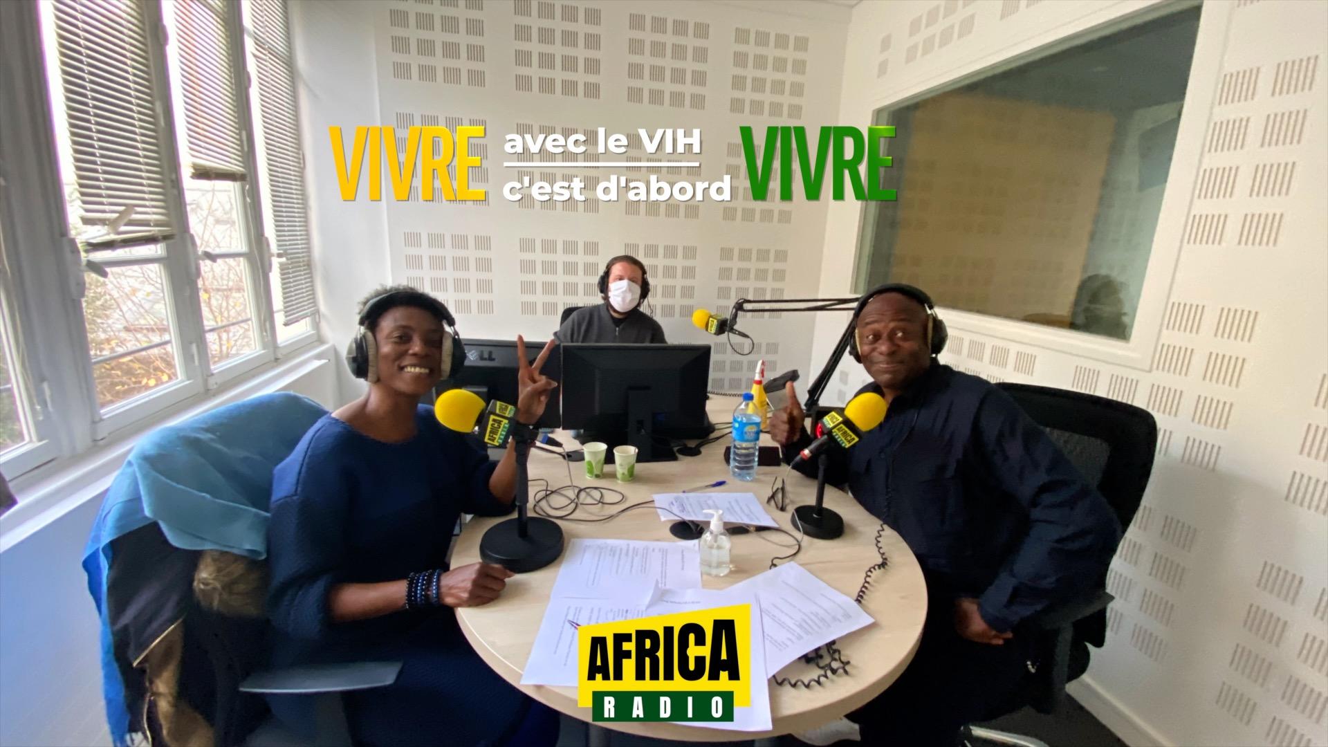 Africa Radio consacrera son émission santé du 3 décembre aux avancées et à la vie avec le VIH en 2020