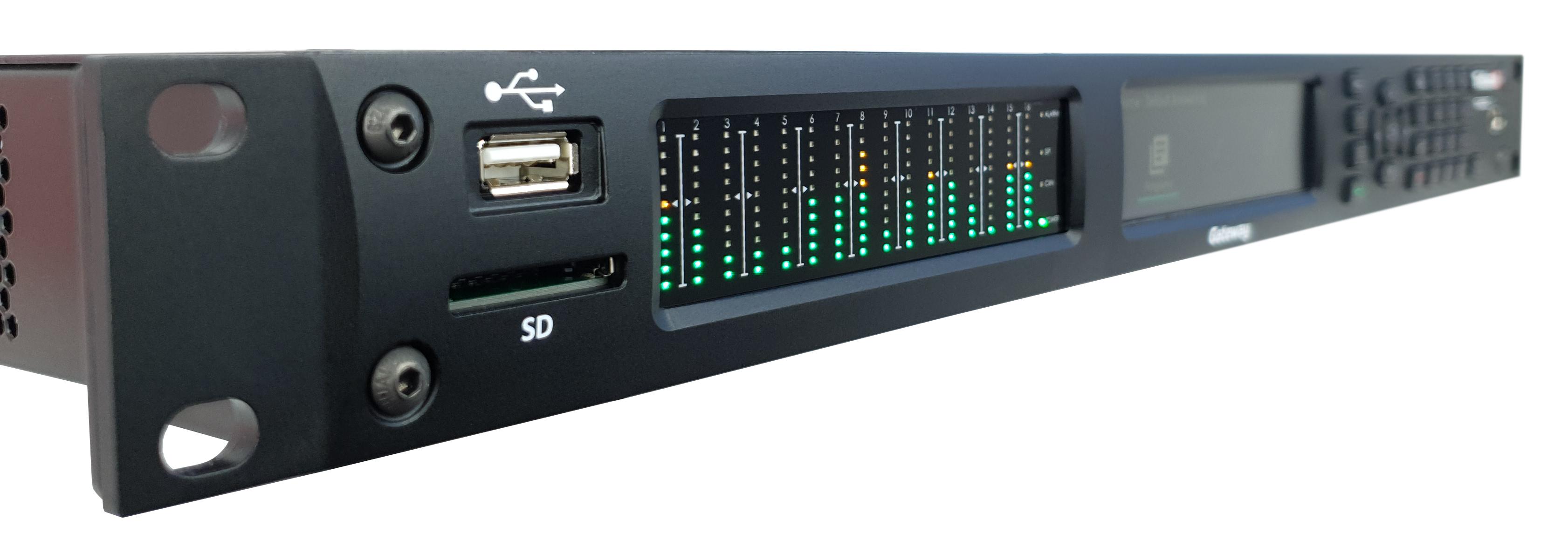 Le Codec IP multicanal Tieline Gateway est désormais disponible